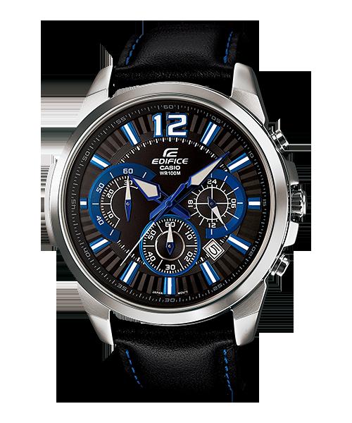 นาฬิกา คาสิโอ Casio Edifice Chronograph รุ่น EFR-535L-1A2V สินค้าใหม่ ของแท้ ราคาถูก พร้อมใบรับประกัน