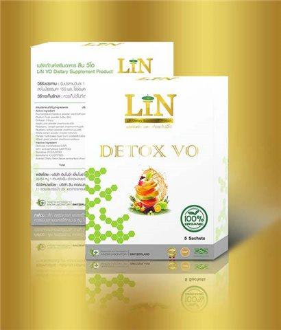 LiN VO Detox (ลิน วีโอ ดีท๊อก)