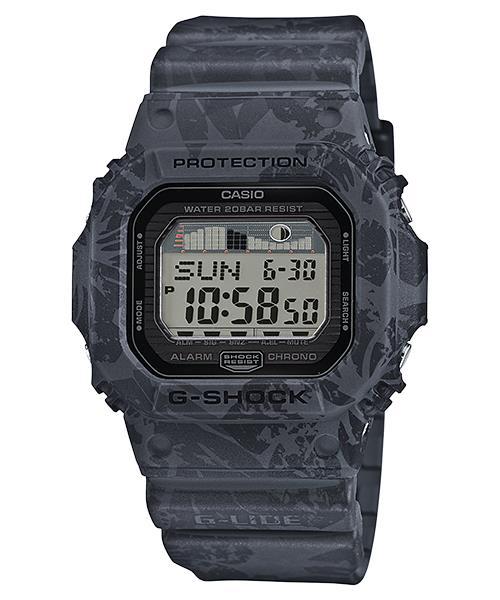 นาฬิกา คาสิโอ Casio G-Shock Limited Models Vintage Flower Pattern Series รุ่น GLX-5600F-1 สินค้าใหม่ ของแท้ ราคาถูก พร้อมใบรับประกัน