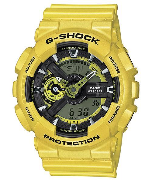 นาฬิกา คาสิโอ Casio G-Shock Limited Models Neo Metallic Series รุ่น GA-110NM-9A สินค้าใหม่ ของแท้ ราคาถูก พร้อมใบรับประกัน