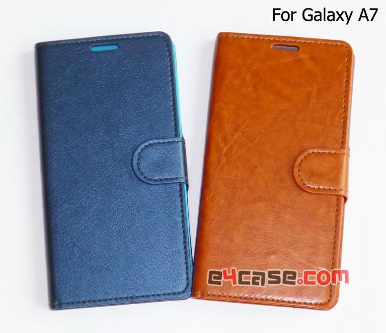 เคส Galaxy A7 (A700) - Ju Mobile เคสพับ