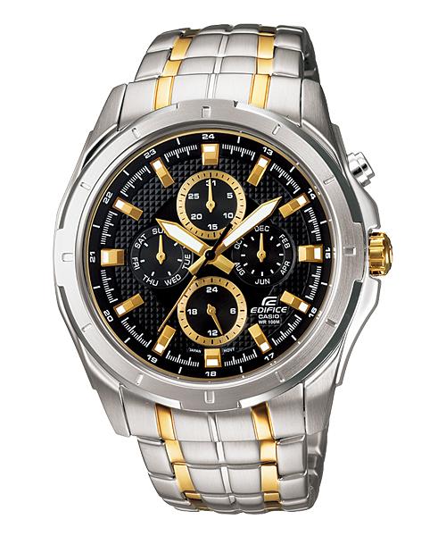 นาฬิกา คาสิโอ Casio Edifice Multi-hand รุ่น EF-328SG-1AV สินค้าใหม่ ของแท้ ราคาถูก พร้อมใบรับประกัน
