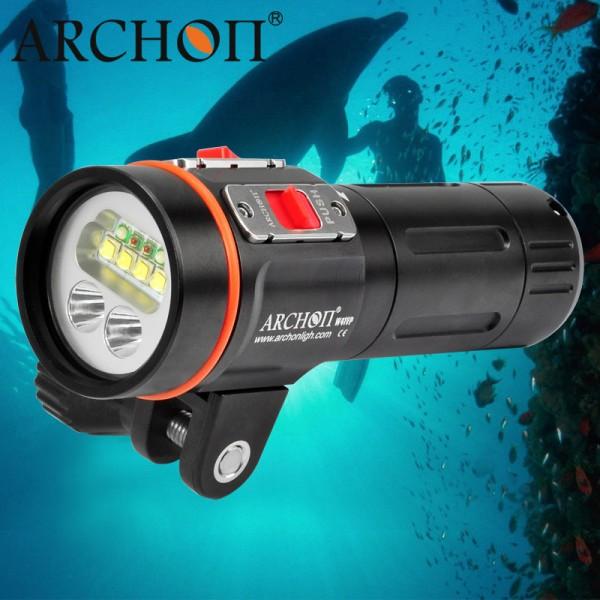 Archon Diving Video Light W41VP 2600 lumens !!!ฟรี Clamp ยึด มูลค่า 950 บาท ทันที