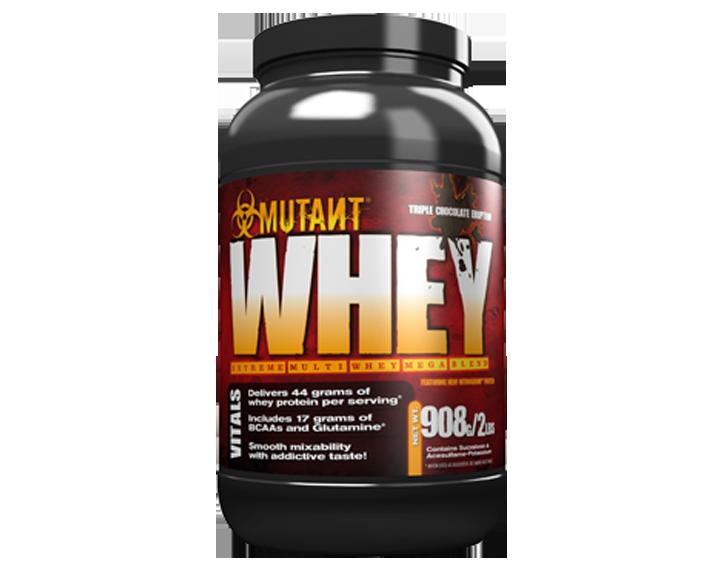 Mutant Whey 908g/ 2lbs - 2ปอนด์