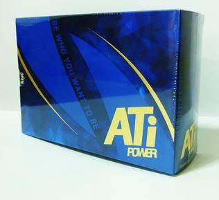 เบิร์นไขมัน ควบคุมน้ำหนักด้วย ATi Power by อั้ม อธิชาติ เบิร์นและสร้างกล้ามเนื้อ