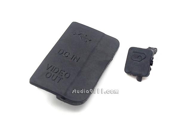 ยางปิดช่อง USB สำหรับกล้อง NIKON D80