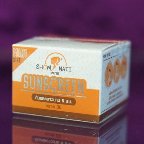 SHOW NAII SunScreen (ส้ม)
