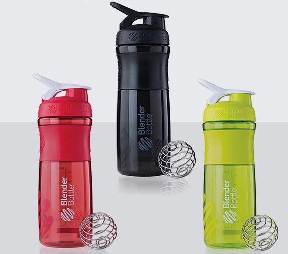Blender Bottle, แก้วเชค พร้อมลูกบอล