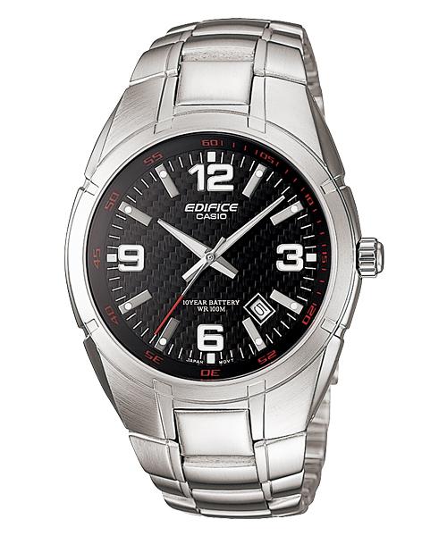 นาฬิกา คาสิโอ Casio Edifice 3-Hand Analog รุ่น EF-125D-1AV สินค้าใหม่ ของแท้ ราคาถูก พร้อมใบรับประกัน