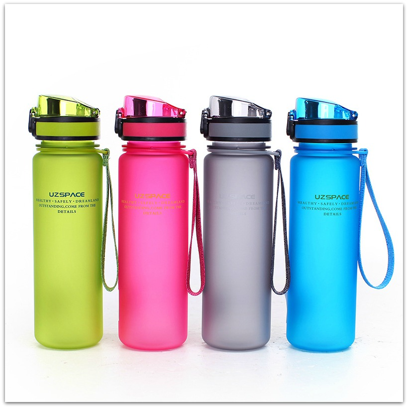 Uzspace Tritan Sports Water Bottle,bpa-free,500ml