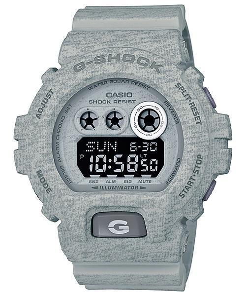 นาฬิกา คาสิโอ Casio G-Shock Limited Models Heathered Color series รุ่น GD-X6900HT-8 สินค้าใหม่ ของแท้ ราคาถูก พร้อมใบรับประกัน