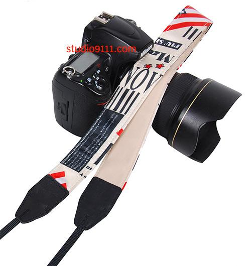 Lynca Camera Strap LI-03 สายคล้องกล้องแฟชั่น คุณภาพดี จาก Lynca