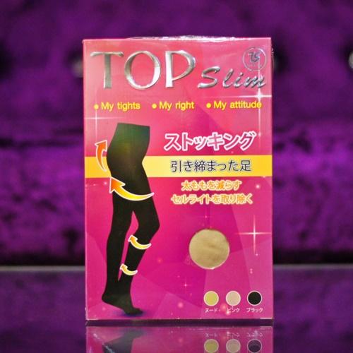 Top Slim ถุงน่องลดขาเรียว แบบเต็มตัว ราคาส่งถูกสุด
