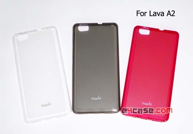 เคส Lava A2 (Ais 4G 5.2) - เคสยาง