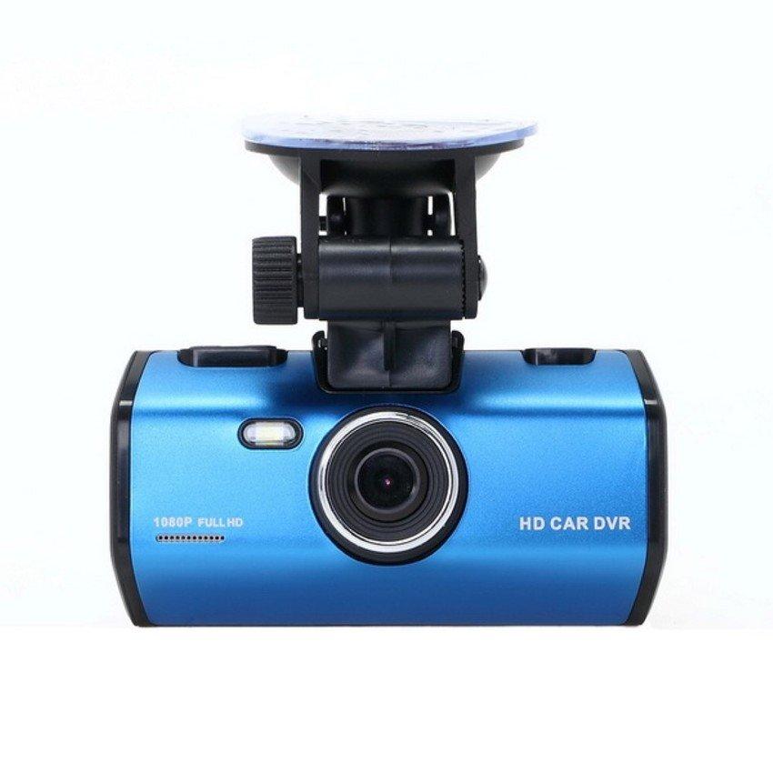 POST-TECH กล้องติดรถยนต์รุ่น K1000 FHD เลนส์กว้าง 120 องศา - Blue