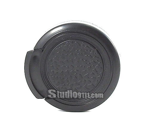 ฝาปิดเลนส์บีบข้าง Side-Pinch Lens Cap 27mm