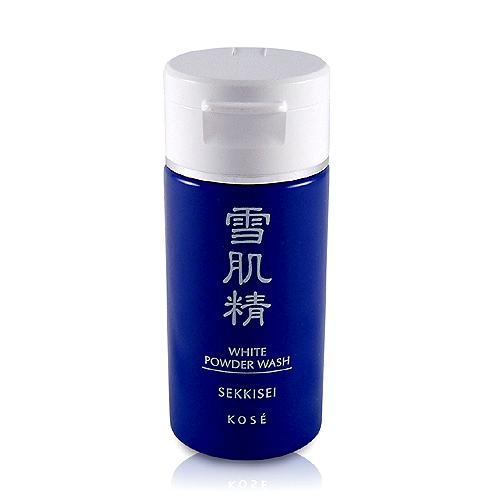 (Tester) Kose Sekkisei White Powder Wash 20 g ผงแป้งล้างหน้าชื่อดัง หน้าสะอาด ขาว กระจ่างใส