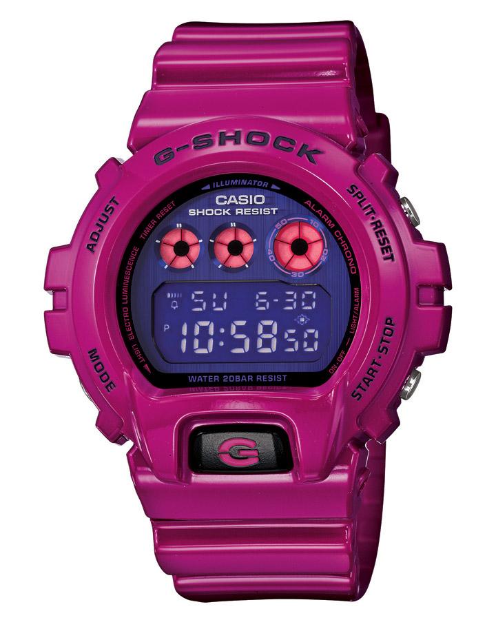 นาฬิกา คาสิโอ Casio G-Shock Limited Models รุ่น DW-6900PL-4DR สินค้าใหม่ ของแท้ ราคาถูก พร้อมใบรับประกัน