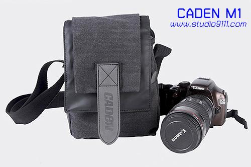 กระเป๋ากล้อง CADEN M1 สำหรับกล้อง DSLR