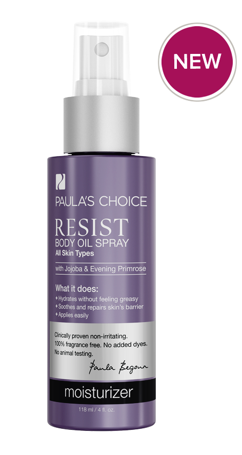 PAULA'S CHOICE RESIST Body Oil Spray
