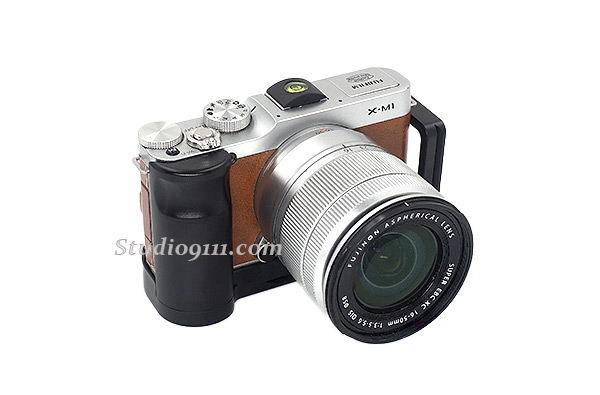 L Plate Grip สำหรับกล้อง FUJI X-A2 X-A1 X-M1