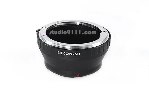 อแดปเตอร์แปลงท้ายเลนส์ NIKON ใช้กับกล้อง NIKON 1