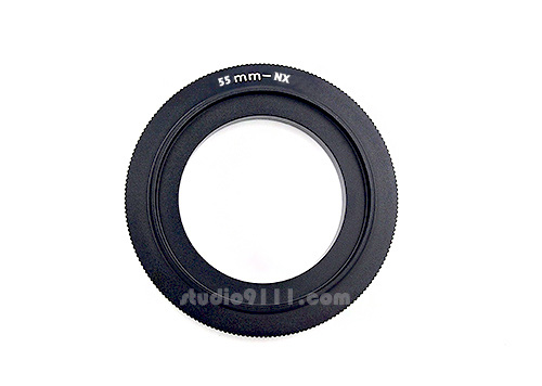 Reverse Ring แหวนกลับเลนส์ถ่ายมาโคร 55 mm for Samsung NX