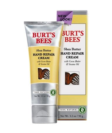BURT'S BEES :: Burt's bee Shea Butter Hand Repair Cream มอบความชุ่มชื่น คืนความยืดหยุ่น ไร้ปัญหามือเเห้งกร้าน