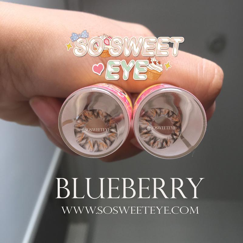 BLUEBERRY GRAY EYEBERRYLENS
