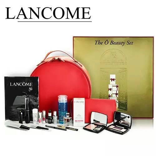 ใหม่ล่าสุด Lancome The O Beauty Set 2015 -Free Shipping-
