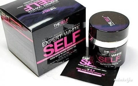 THE SELF ESSENTIAL STEM CELL RECOVERY CREAM