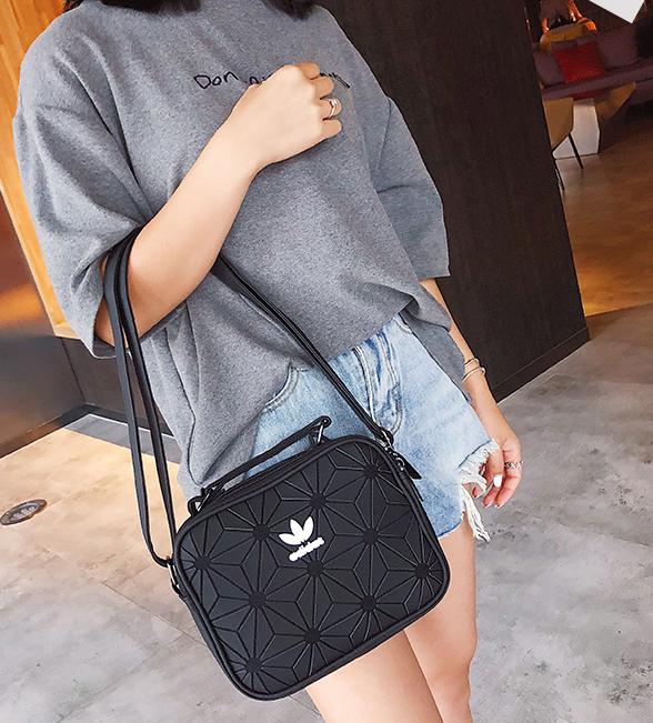 f1b5f79498533d Adidas Originals 3D Mini Airliner Style Shoulder Bag - make happy ...