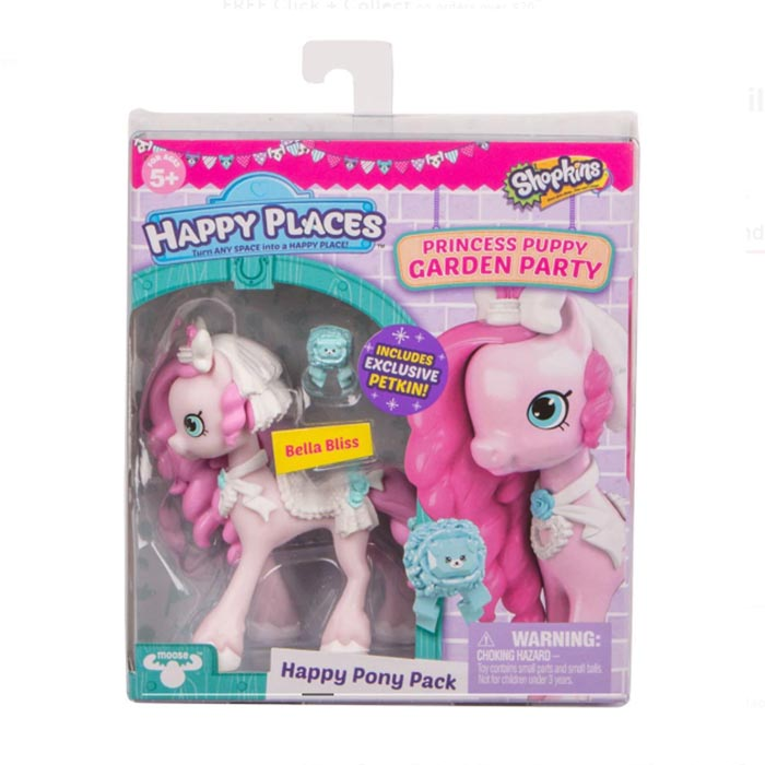 PR010 (Pre order) Shopkins Happy Places