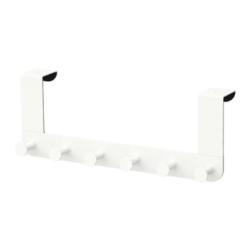 IKEA Shop เอียนุดเดน ที่แขวนของหลังบานประตู ของแท้ /สีขาว
