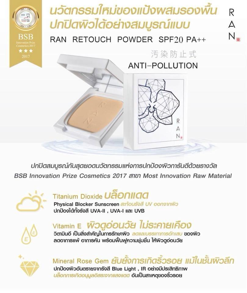 RAN Anti-pollution ใช้ดีไหม รันมินิ ใช้ดีไหม