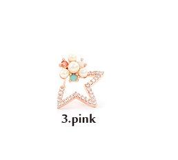 ต่างหู Star & Pearl