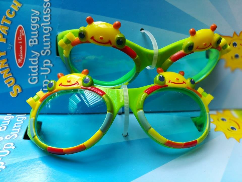 SUNNY PATCH Lenses block 80%UV size 3T