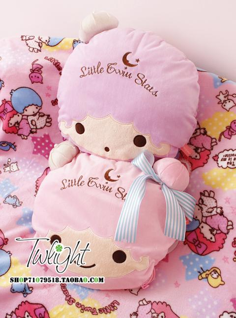 หมอนผ้าห่ม Little Twin Stars