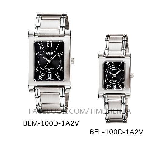 Casio BEM-100D-1A2V+BEL-100D-1A2V