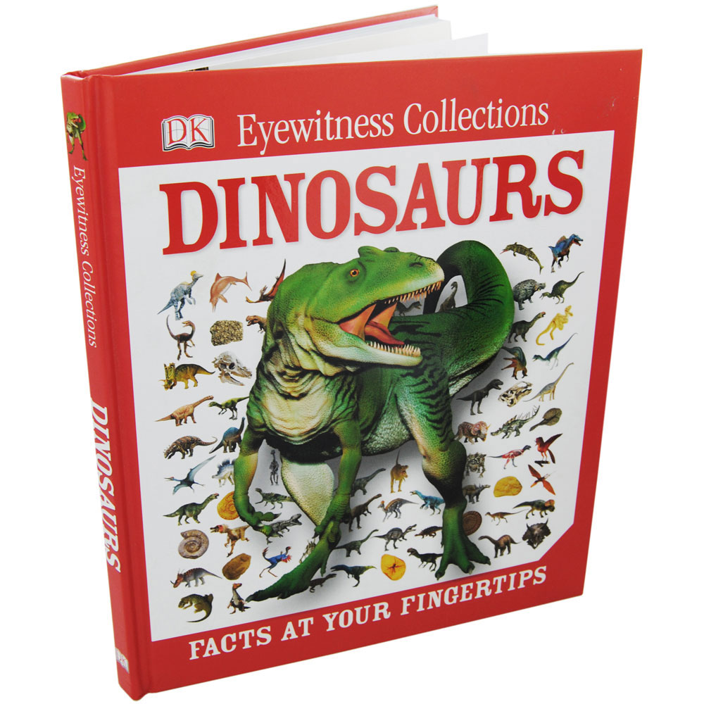 DK Eyewitness Collections : Dinosaurs สารานุกรมความรู้ทางธรรมชาติเกี่ยวกับ ไดโนเสาร์