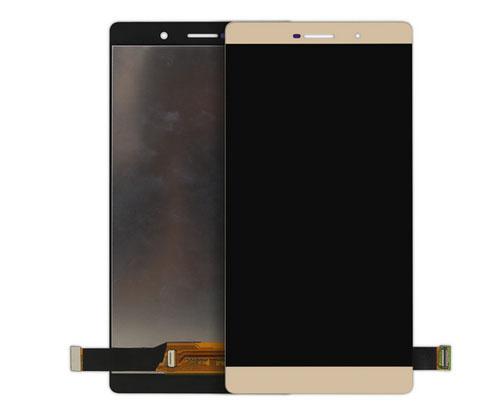 ราคาหน้าจอชุด+ทัชสกรีน Huawei P8 MAX สีทอง แถมฟรีไขควง ชุดแกะเครื่อง อย่างดี