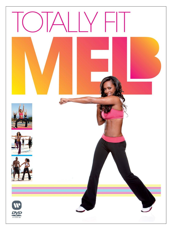 ดีวีดีออกกำลังกาย Mel B Totally Fit Workout