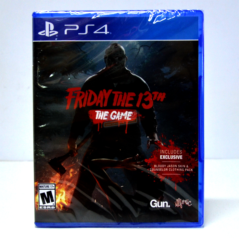 PS4™ Friday the 13th: The Game Zone 1 US, English ราคา 1490.-