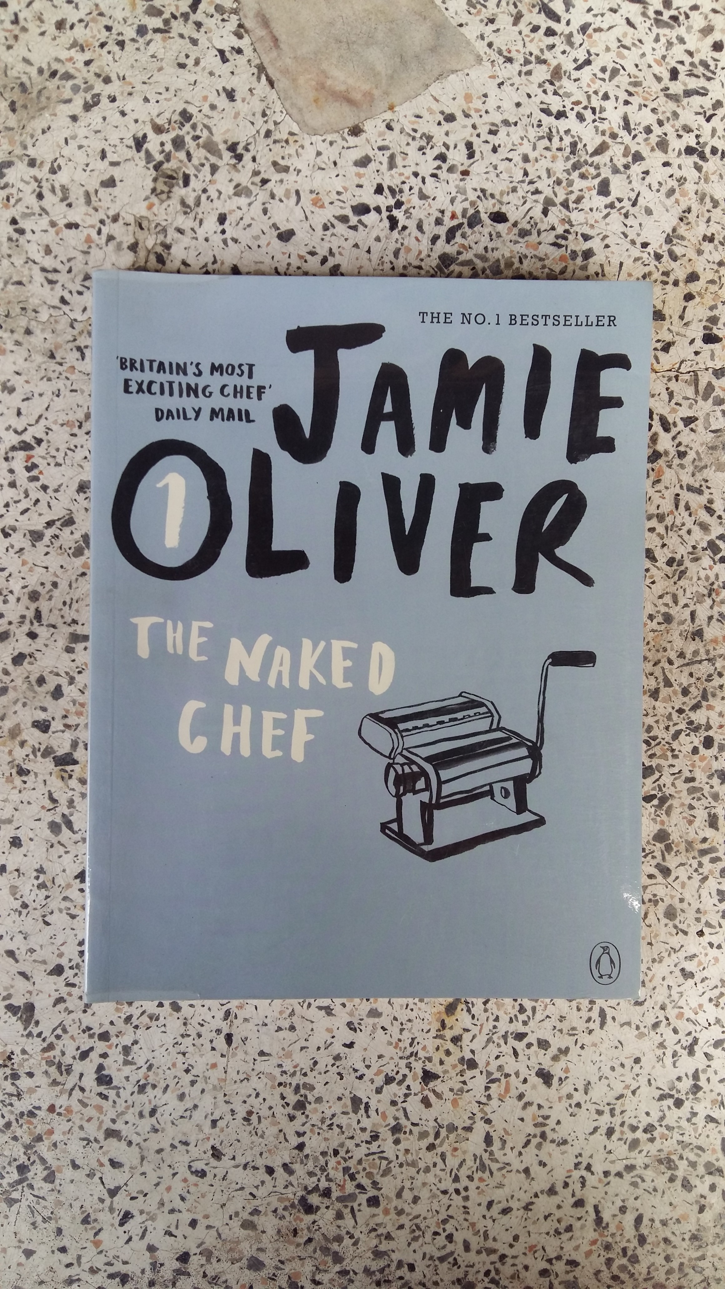 JAMIE 1 OLIVER / THE NAKED CHEF