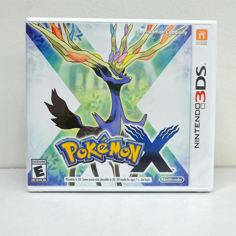 3DS (US) Pokemon X ** ขายดี**
