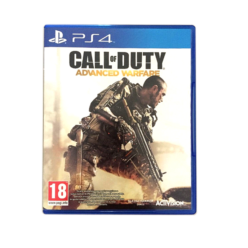 PS4 Call of Duty Advanced Warfare zone 2 eu / English