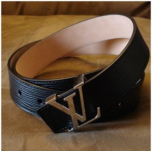 เข็มขัด Louis Vuitton Epi Ebene Belt เกรด : พรีเมี่ยม ลายไม้