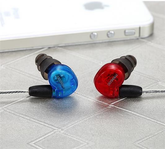 Moxpad X6 (สีฟ้า+แดง)