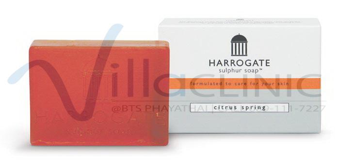 HARROGATE Citrus Spring Soap (50g)