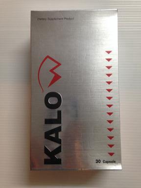 KALOW ลดน้ำหนัก บล็อคแป้งไขมัน 30เม็ด